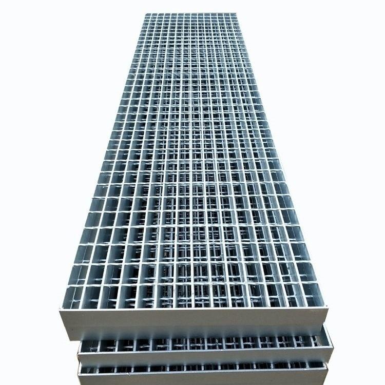 泽鼎热镀锌钢格板 重荷载钢格板  镀锌钢格板 排水沟盖板