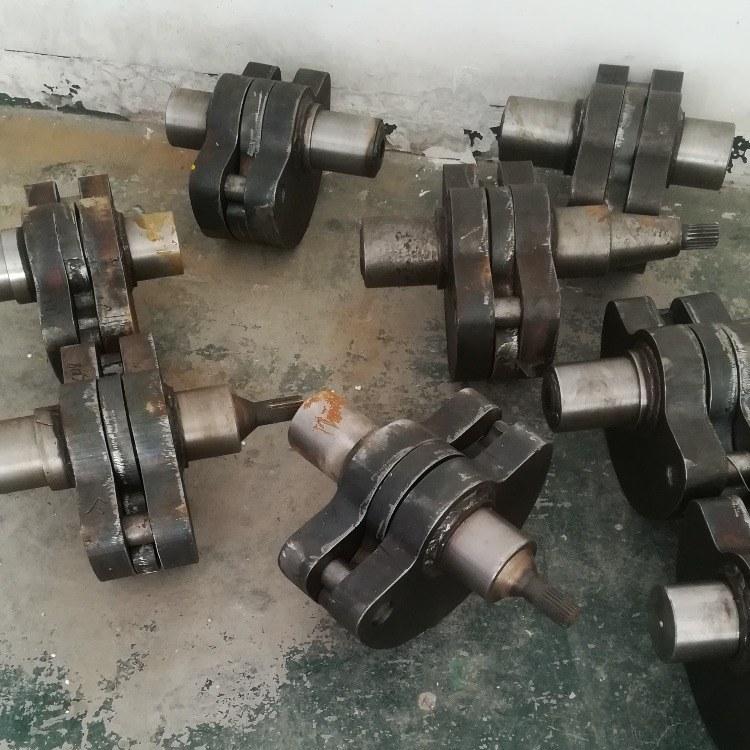 山推压路机配件SR22M钢轮配件激振器偏心块273-83-30000轴承罩连接轴