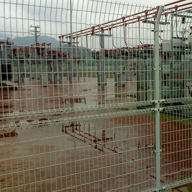 匠之心铁路护栏网公路 双圈护栏网