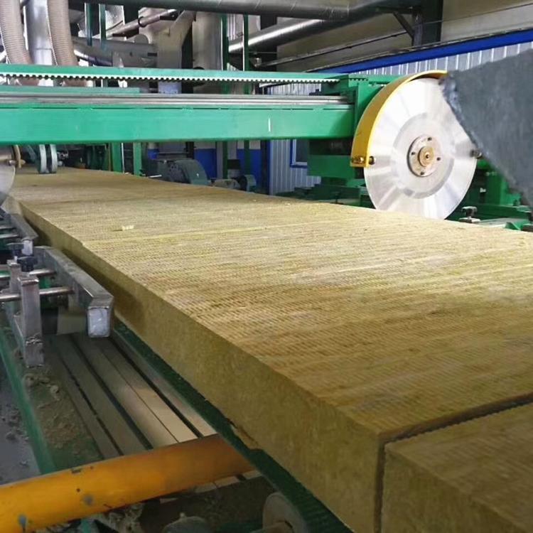 永暖供应内外墙保温岩棉夹芯板岩棉板价格质量保证-价格优惠