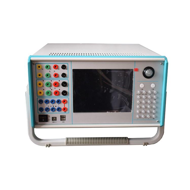 微机继电保护测试仪 继电保护校验仪 六相微机继电测试仪可批发定制