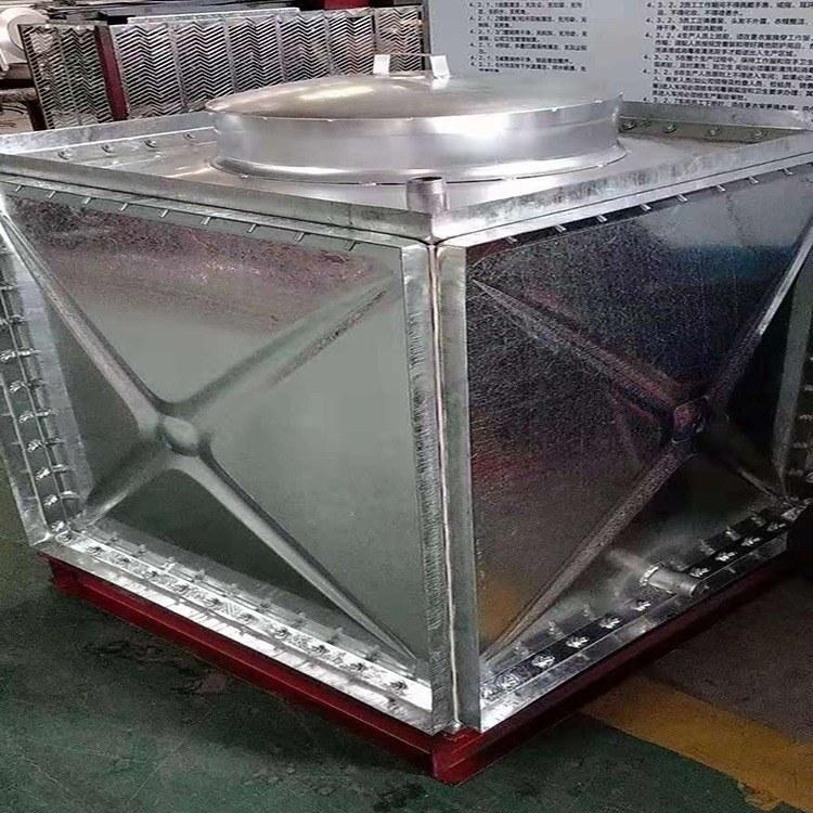 批发销售组合式热镀锌水箱价格|组合式热镀锌水箱厂家