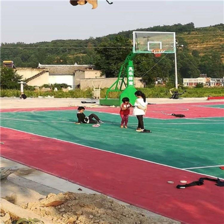 贵州贵阳塑胶跑道