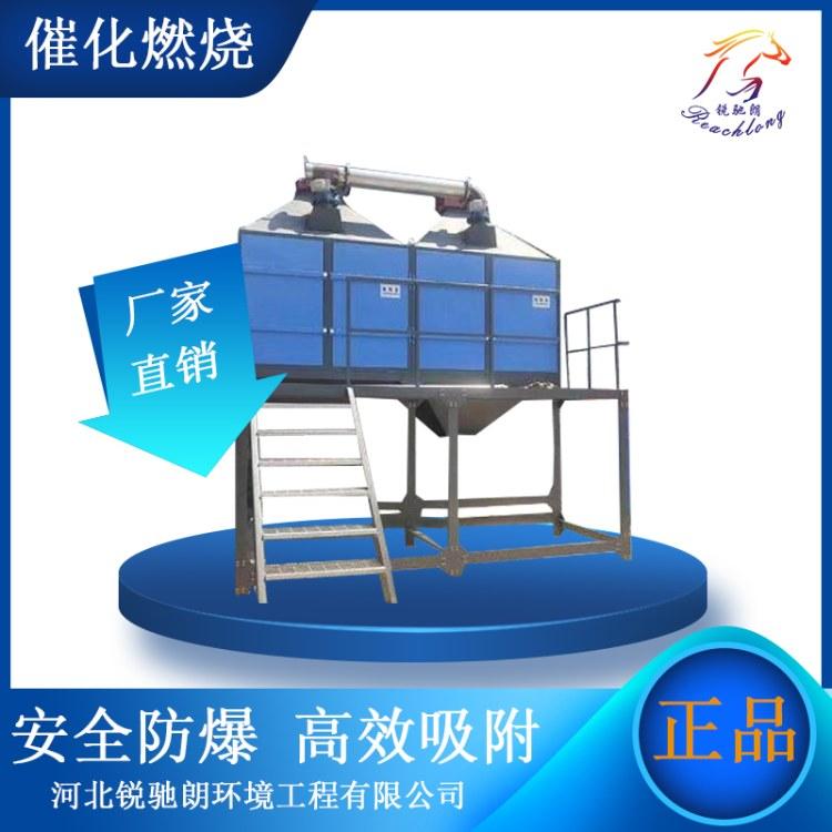 VOCs废气治理设备 废气治理催化燃烧设备 20000m3/h风量VOCs有机废气处理催化燃烧设备