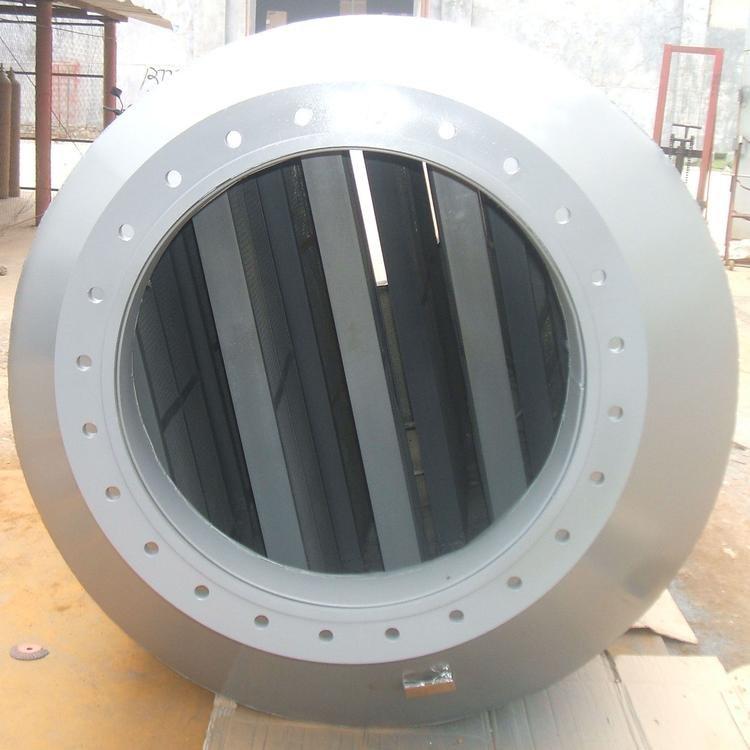 德州奥鑫空调专供 矩形风机消声器 消声器附件制造厂家