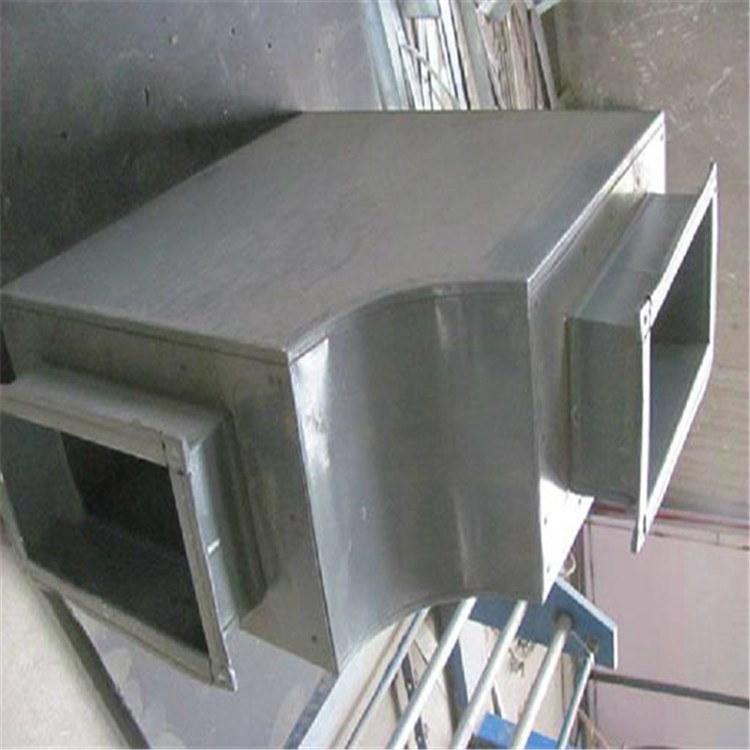 奥鑫空调供应 矩形圆形风机消声器 消声器附件厂家制造 保证质量
