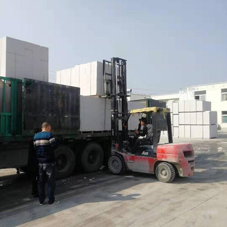 山东济宁新型ALC预制墙板厂家直销--蒸压加气混凝土板材生产厂家