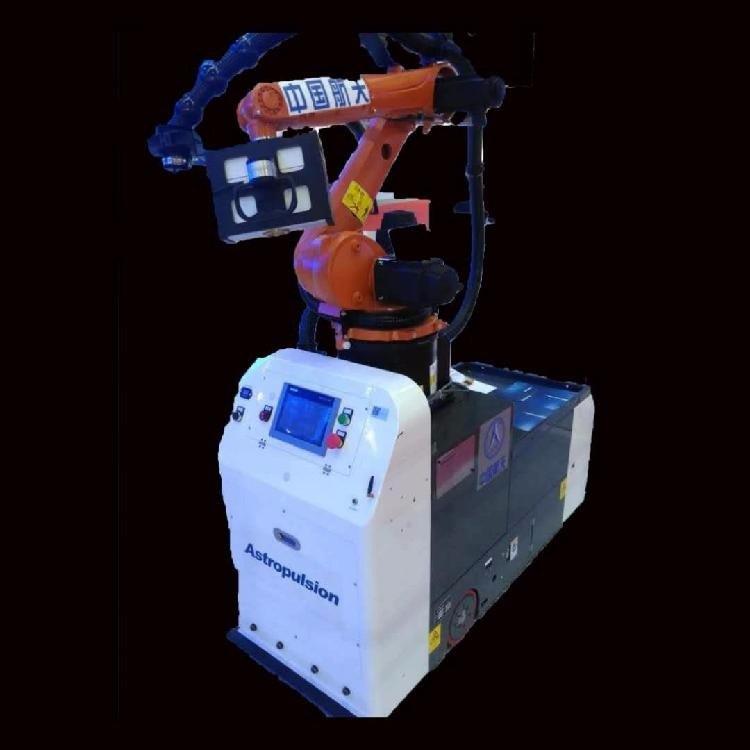 中国制造2025助力工业4.0智能agv搬运车-优旺特科技