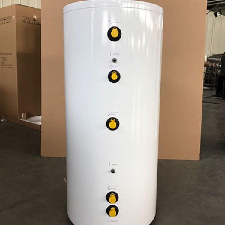 生产生活水箱安装价格 成都专业厂家生产净化壁挂炉配套盘管储热水箱安装直供