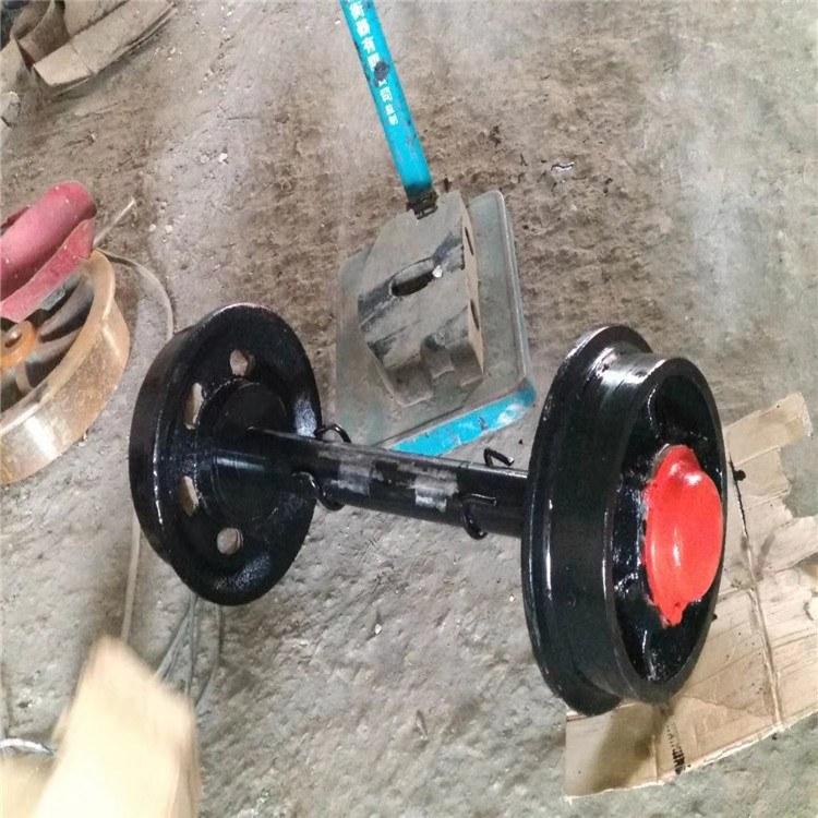 350实心矿车轮 300*600国标矿车轮对