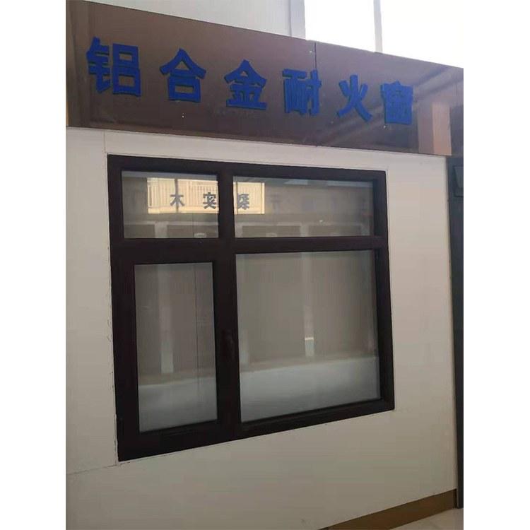 青岛牧城门业专业生产防火窗 耐火窗