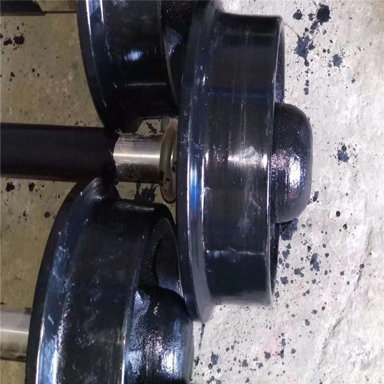 厂家专业生产各种型号矿车轮  来图来样加工定制