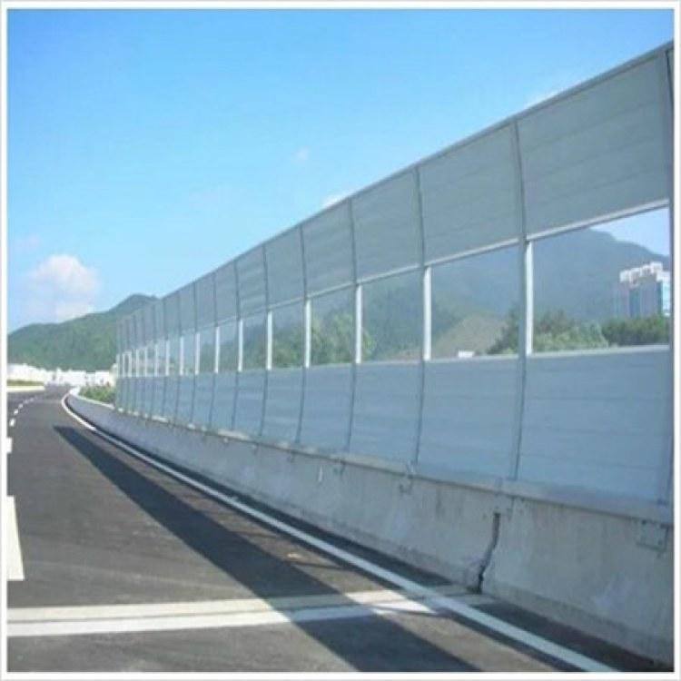 高速公路声屏障 工厂隔音屏障 高速公路隔音墙  空调外机吸音板厂家直销