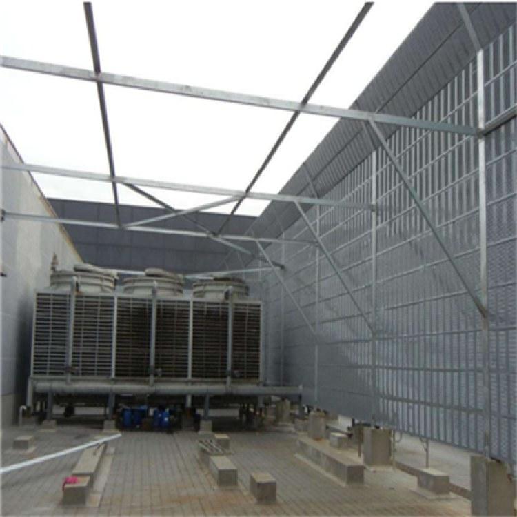 空调机组声屏障 永腾空调机组隔音墙厂家
