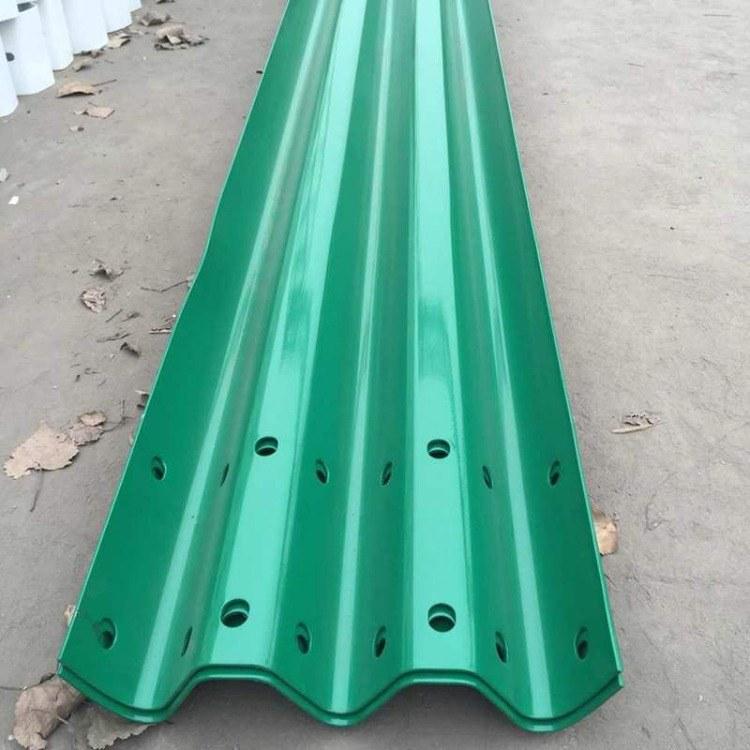 道路雙波防撞護欄 熱鍍鋅護欄高速防撞護欄 格拉瑞斯波形護欄廠家直銷