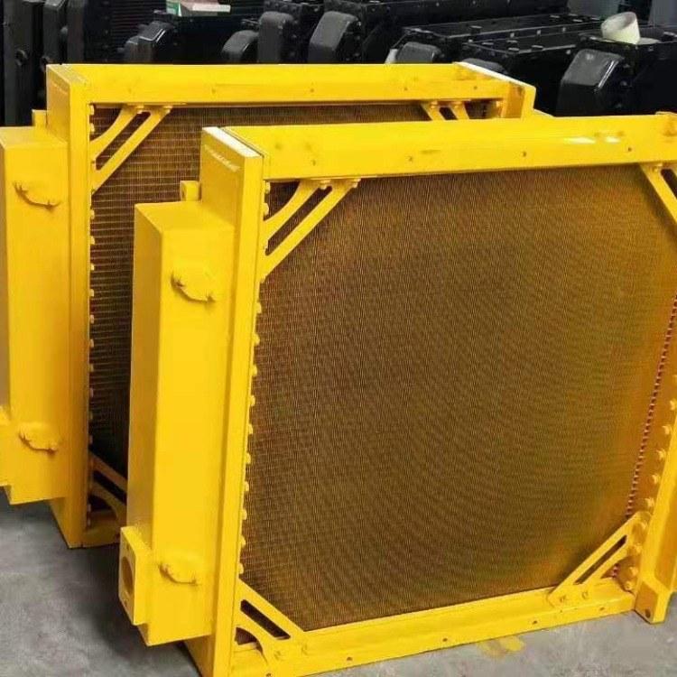 山推配件 山推推土机全车件SD22原厂推土机水箱散热器总成154-03a-00000