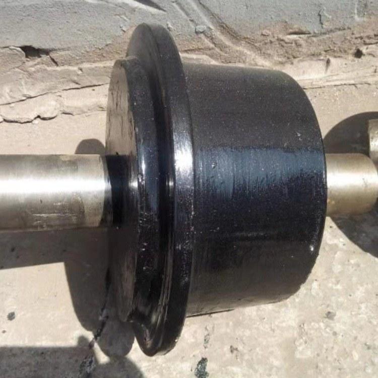 轨道轮  各种型号铸钢轨道轮 批发厂家