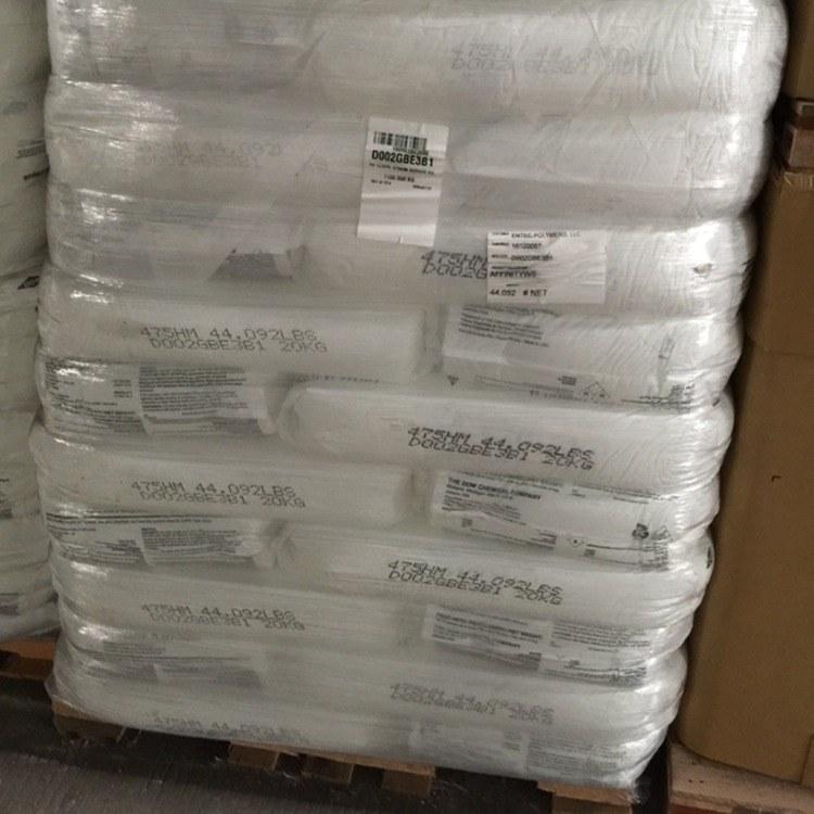 热熔胶POP 美国陶氏 475HM 高溶脂改性 胶黏剂