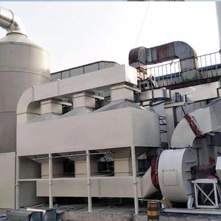 喷漆厂三万风量co催化燃烧设备 co有机废气净化设备 rto废气处理装置 to直燃式氧化炉 锐驰朗