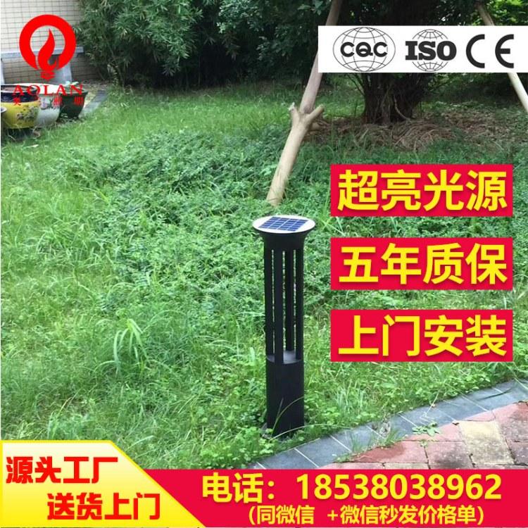 景观户外防水led草坪灯厂家 生产不锈钢草坪灯
