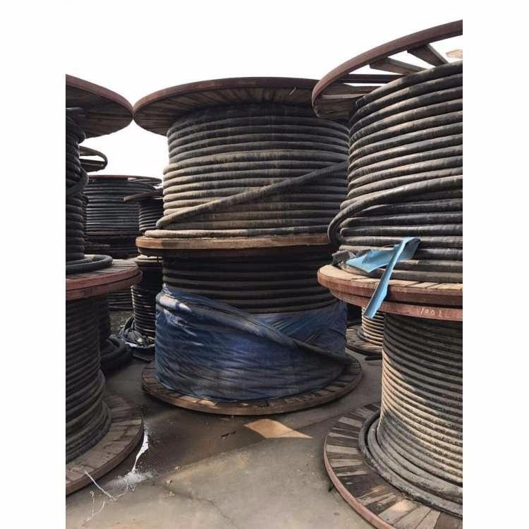 郑州哪里回收超高压电缆价格高,35千伏电缆回收价格
