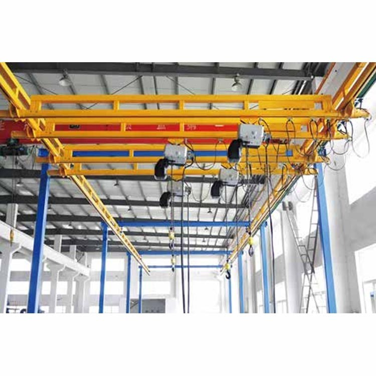安徽六安悬挂起重机厂家直销 悬挂桥式起重机 价格优惠 质量保证