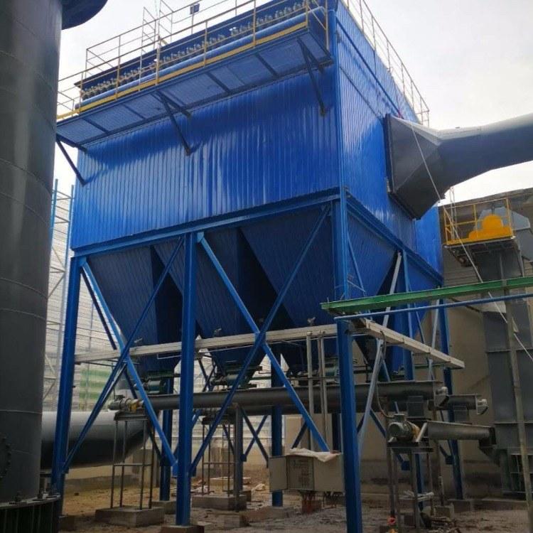 ZC(LPD)型机械回转反吹扁袋除尘器  CNMC型逆流脉冲反吹袋式除尘器 河北锐驰朗