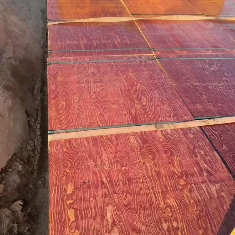 江西建筑模板报价 酚醛面 建筑木模板 双马木业