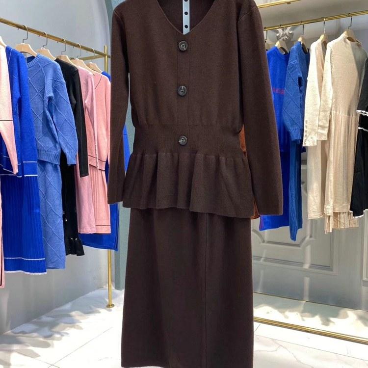 上海时尚品牌 拉夏贝尔春 品牌折扣女装 2020春装走份 海派时装批发
