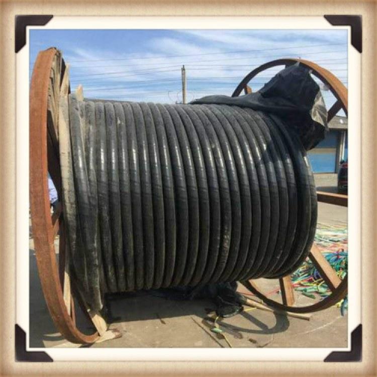 张家口电力电缆回收-回收二手电缆线价格