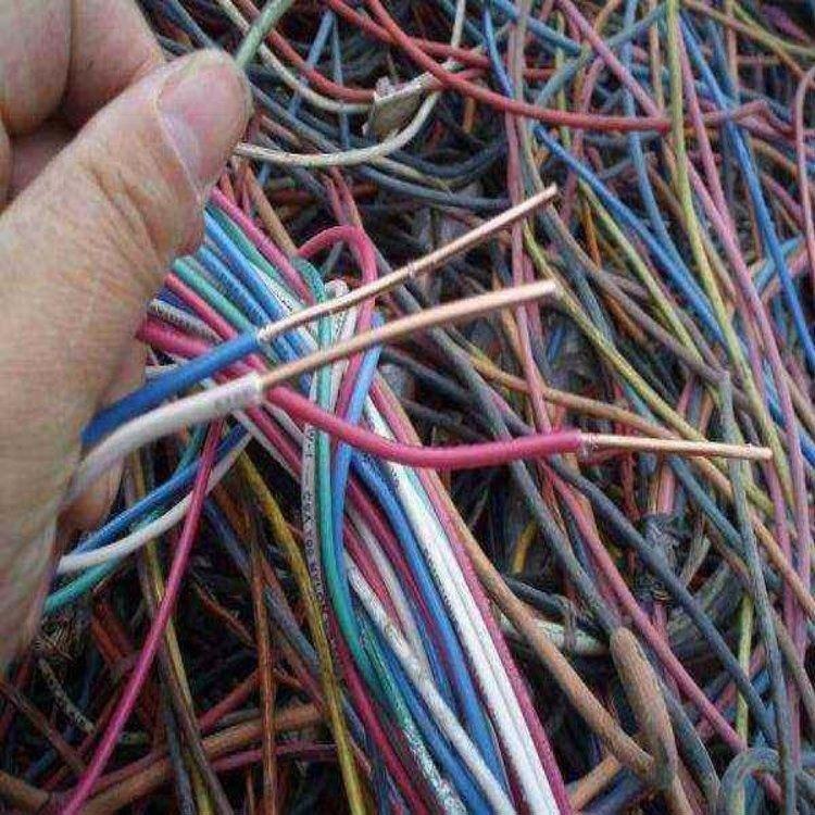 平方线回收-高价回收各种型号盘线电缆