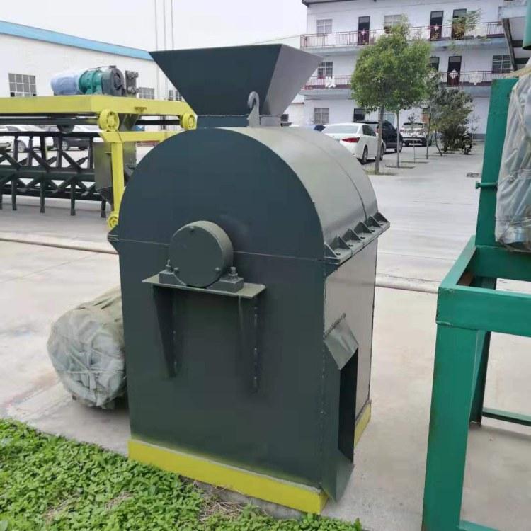 厂家 链板式发酵翻抛机 鸡粪有机肥生产线设备 粉状有机肥生产线 郑州科农