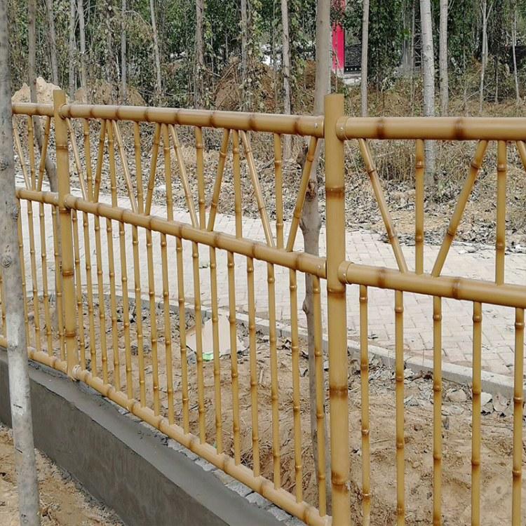 河南护栏环保栅栏园艺仿真定制园林护栏护栏园艺护栏铁丝网护栏