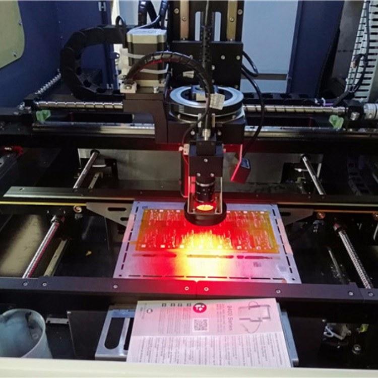 远琦智能科技提供智能喷码机全自动小型打码机电路板线路板二维码日期喷码机