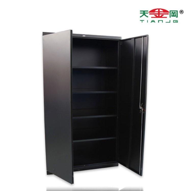天金冈黑色应急物料工具柜 金属工具柜 源头厂家
