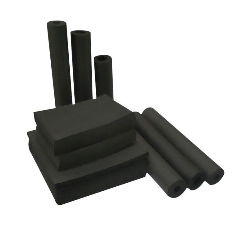 供应高压隔热抗震橡塑管阻燃B1级保温橡塑保温管