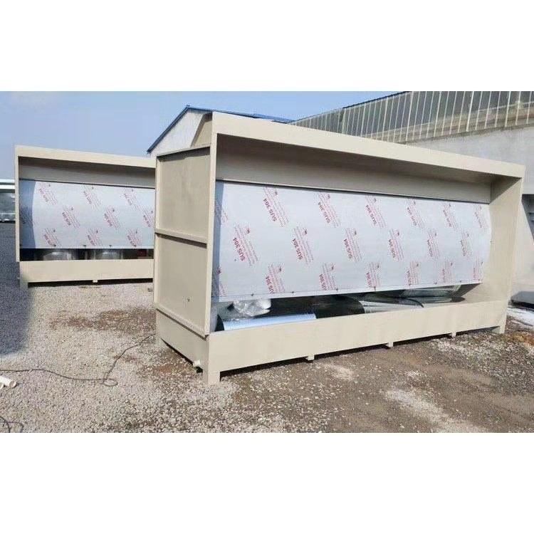 家旭 生产销售质量保证粉末喷涂设备 喷漆无泵水帘柜环保型水帘柜