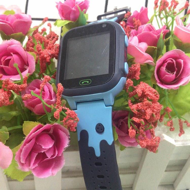 HuaDi華的兒童智能電話手表H4 防水觸模 雙向通話 自由撥號