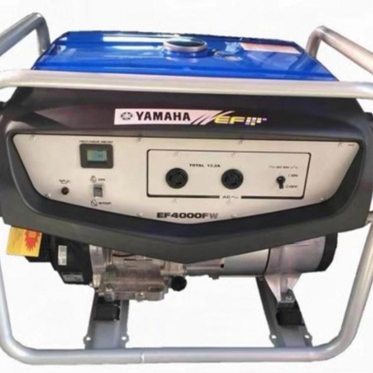 YAMAHA EF4000雅马哈汽油发电机组