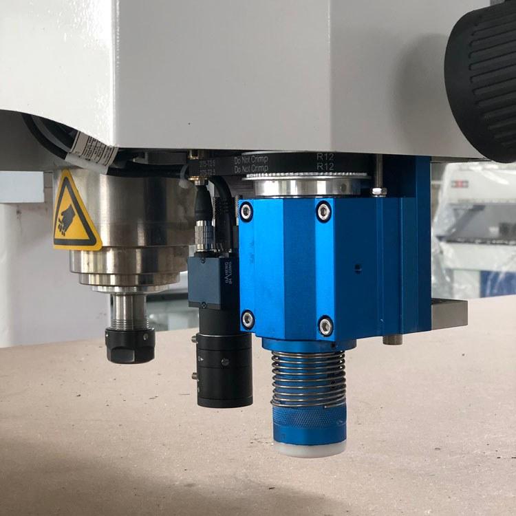 三合一CCD广告巡边机 全自动1325智能雕刻切割巡边机  硬质软质材料通用