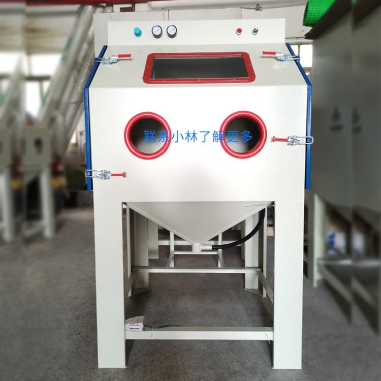 肇慶手動噴砂機廠家 鋁制品表面處理手動噴砂機 小型手動噴砂機