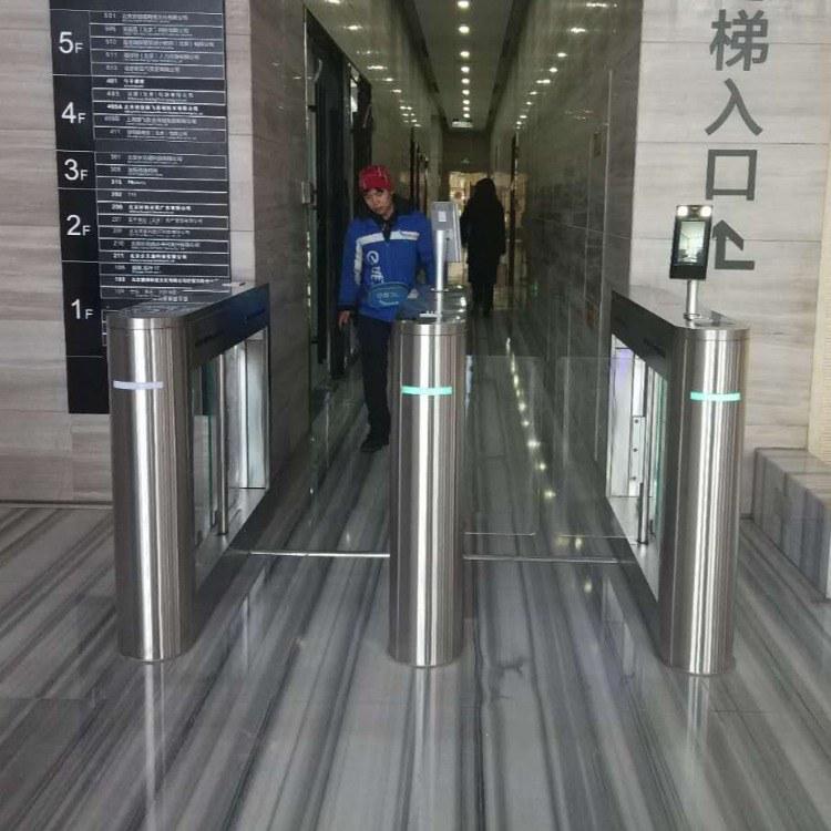 北京厂家直销 通道系统 一卡通餐厅消费管理系统 工地门禁 厂区出入考勤 摆闸 通道闸 三辊闸 翼闸