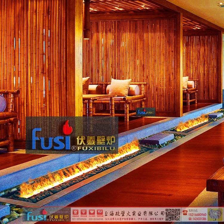 上海欧壁火-仿真壁炉 实力厂家质优价廉行业爆款品质服务优惠促销 伏羲雾化壁炉3