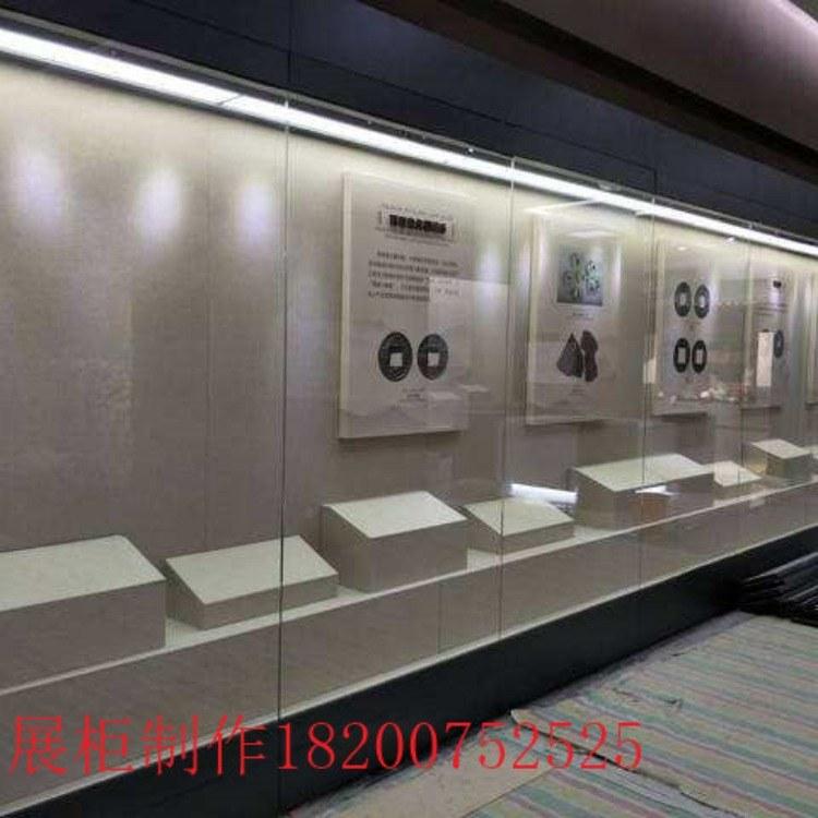 深圳隆城展示博物馆展柜厂家供应商