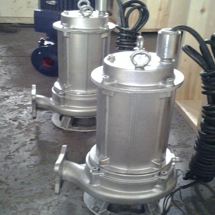 QDX-QX系列全不绣钢小型潜水电泵,,,ZWL型直联式自吸无堵塞排污泵,,,管道排污泵