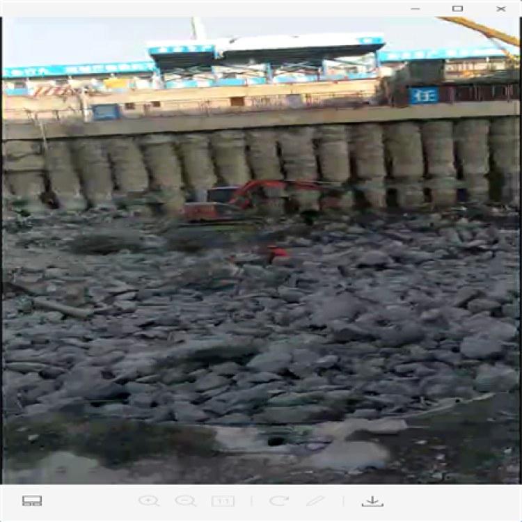 天津混凝土基础拆除公司价格