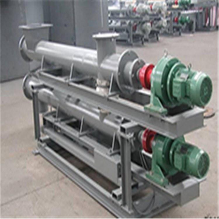 贵州贵阳万宜亿保管式螺旋输送机 管式螺旋输送机定制 经久耐用