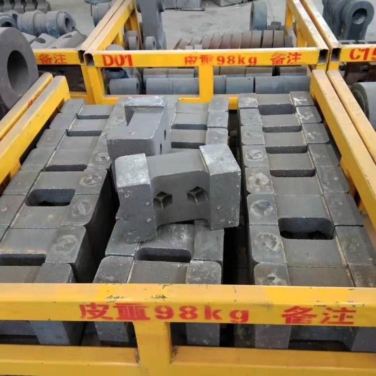 佰益德机械配件 货全价低 质量可靠 制砂机耐磨锤头 破碎机耐磨配件  异型头定制