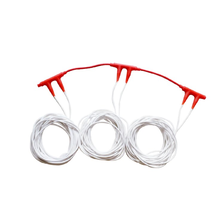 暖烨碳纤维电地暖 长丝碳纤维地暖 电地暖施工 地暖发热电缆