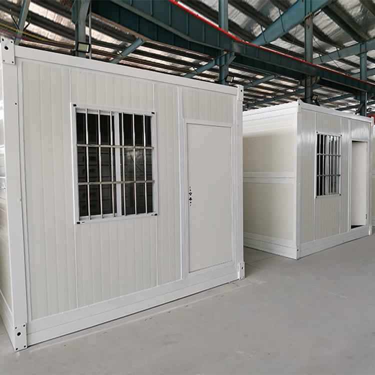 集装箱价格 折叠集装箱厂家 泽宇住人活动房 易折叠集成房屋 活动房出租